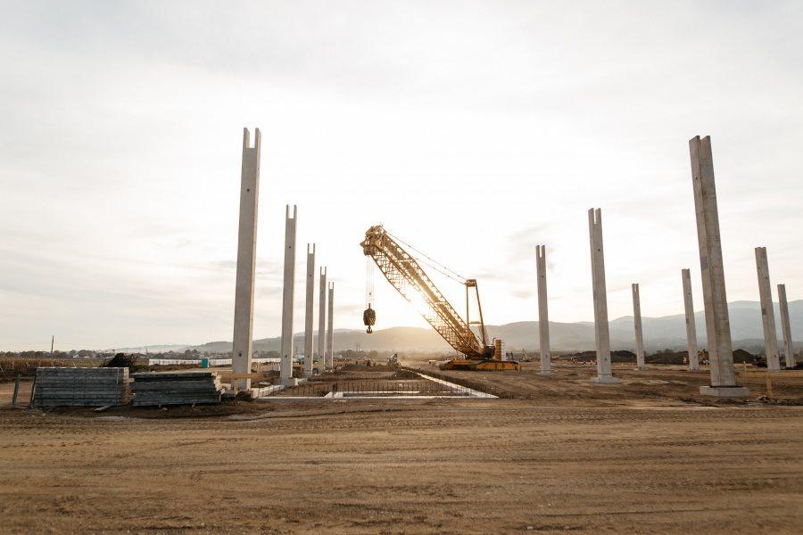 Groba gradbena dela bodo zaključili predvidoma konec aprila naslednje leto.