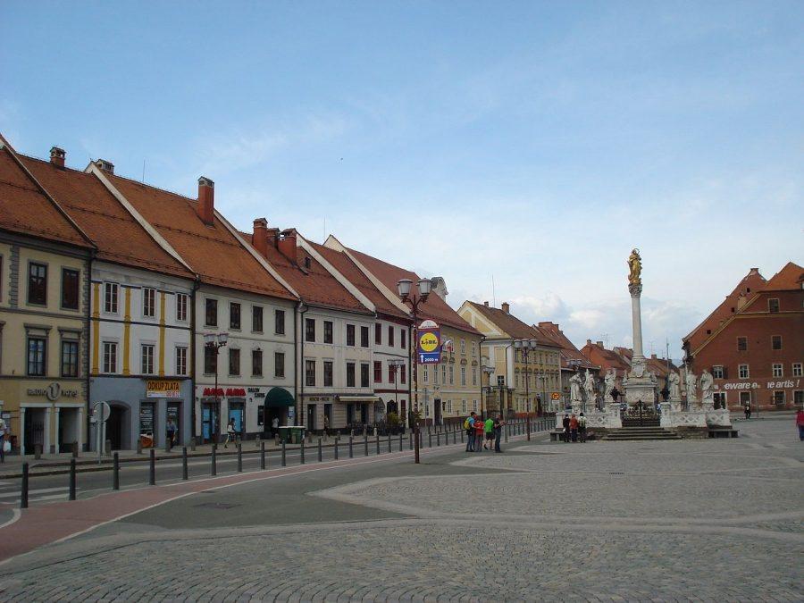 Prenova Glavnega trga s Koroško šele pozimi.