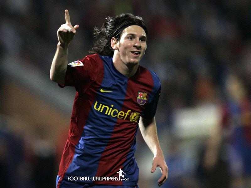Messi naj bi ga zmesil