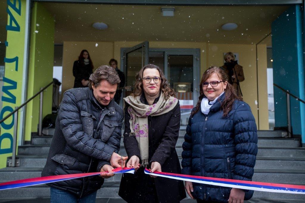 Direktorica Študentskih domov Univerze v Mariboru Lidija Divjak Mirnik.