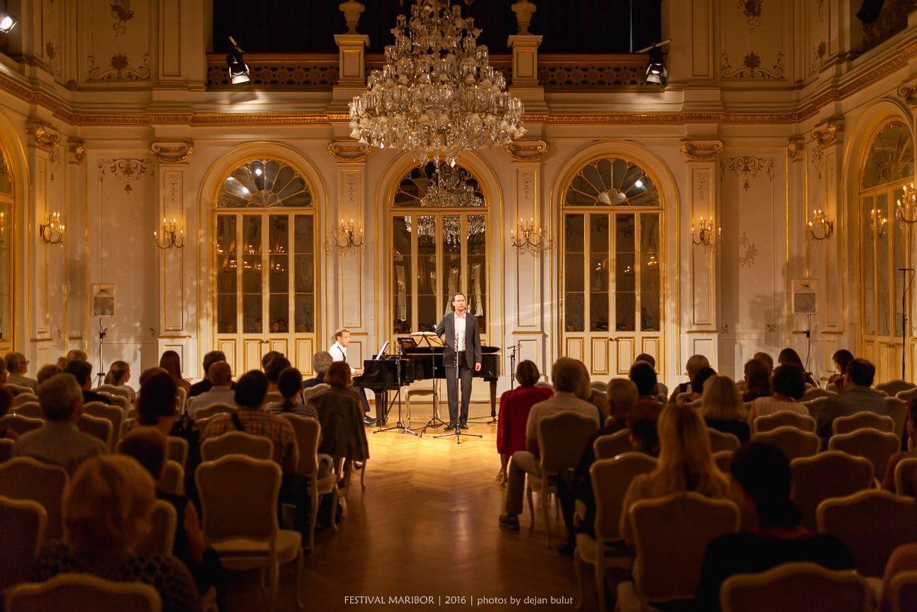 Festival Maribor bo mesto obarval s klasično glasbo