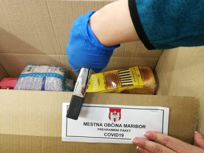 Stroške materiala so pokrili iz proračunskih rezerv Mestne občine Maribor.