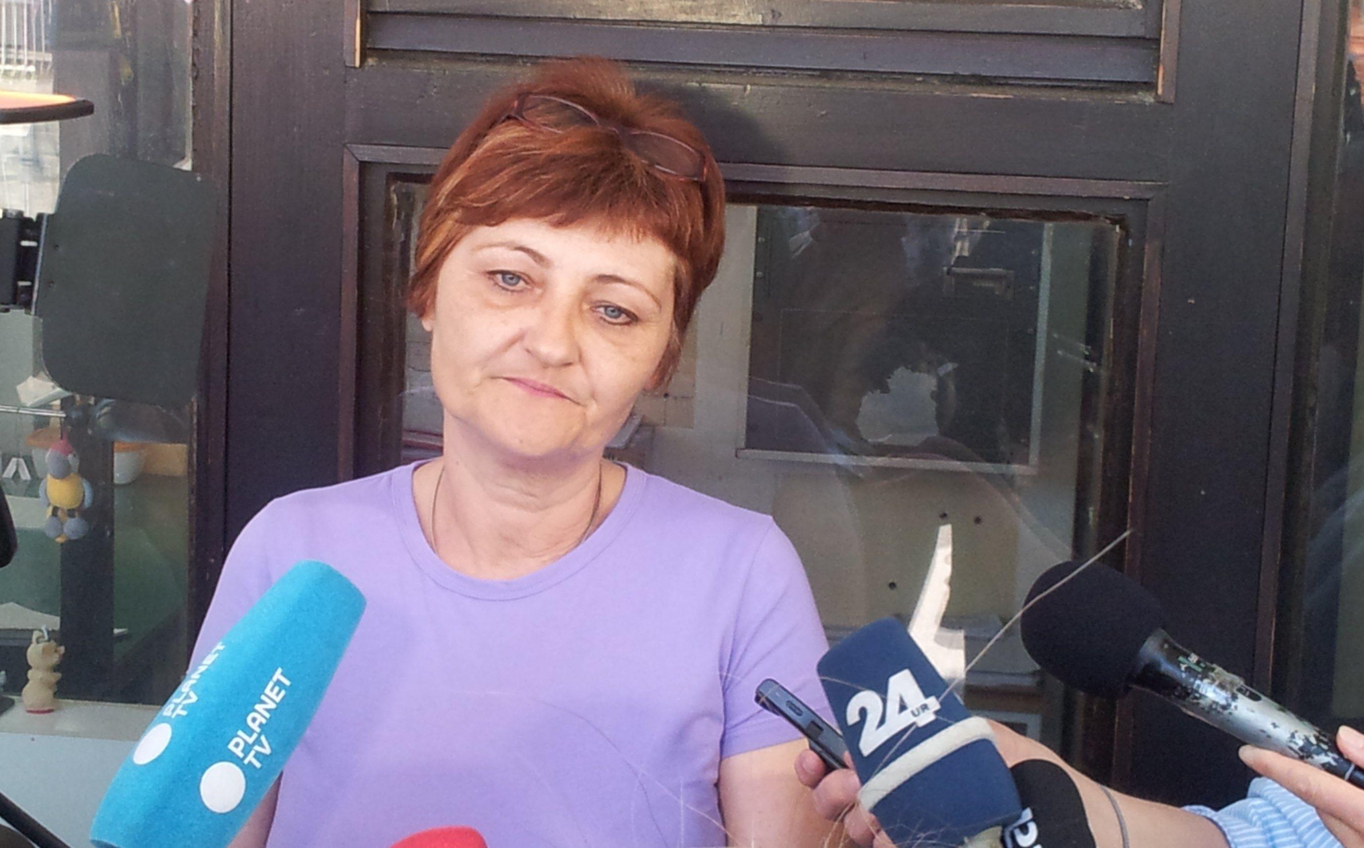 Jolanka Horvat pravi, da se z vodstvom več ne mislijo pogajati