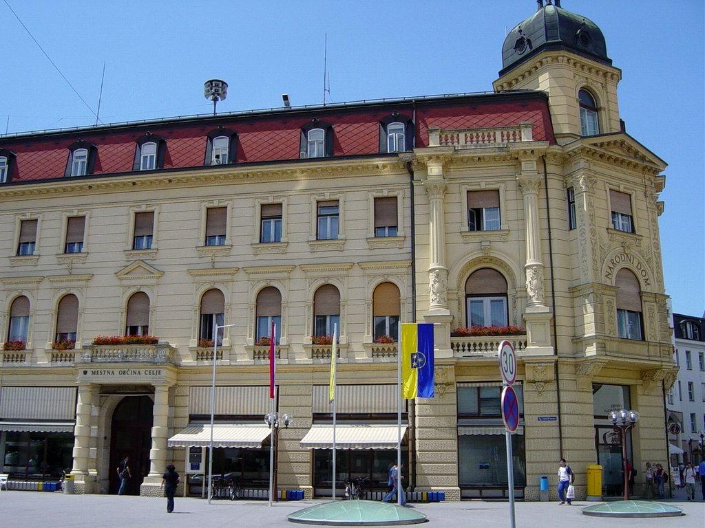 Za prelomnico v organiziranosti športa v knežjem mestu se šteje ustanovitev društva Celjski Sokol.