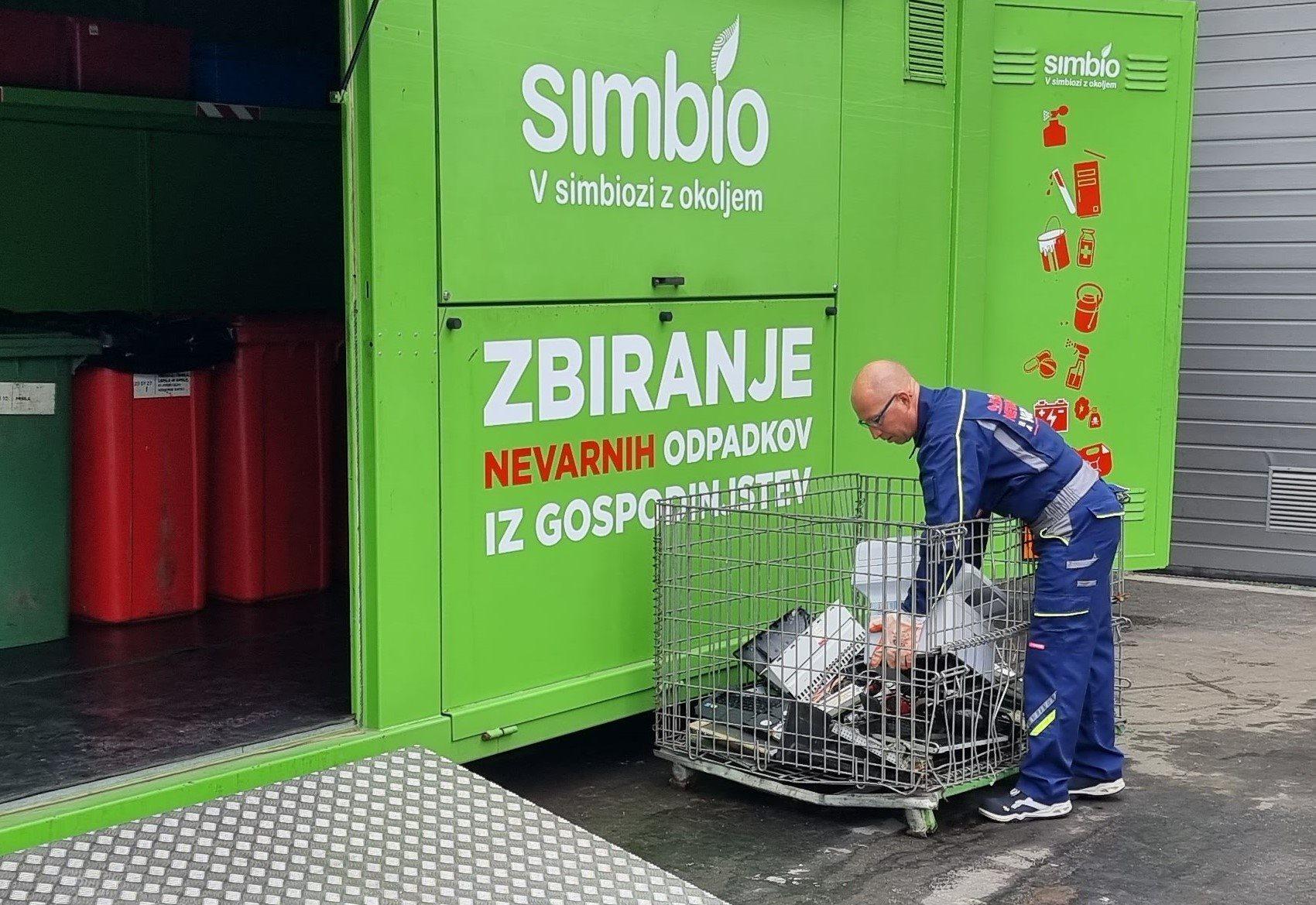 nevarni odpadki