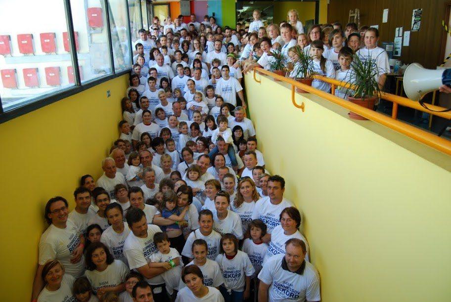 V Puconcih je pri pleskanju sodelovalo 243 prostovoljcev