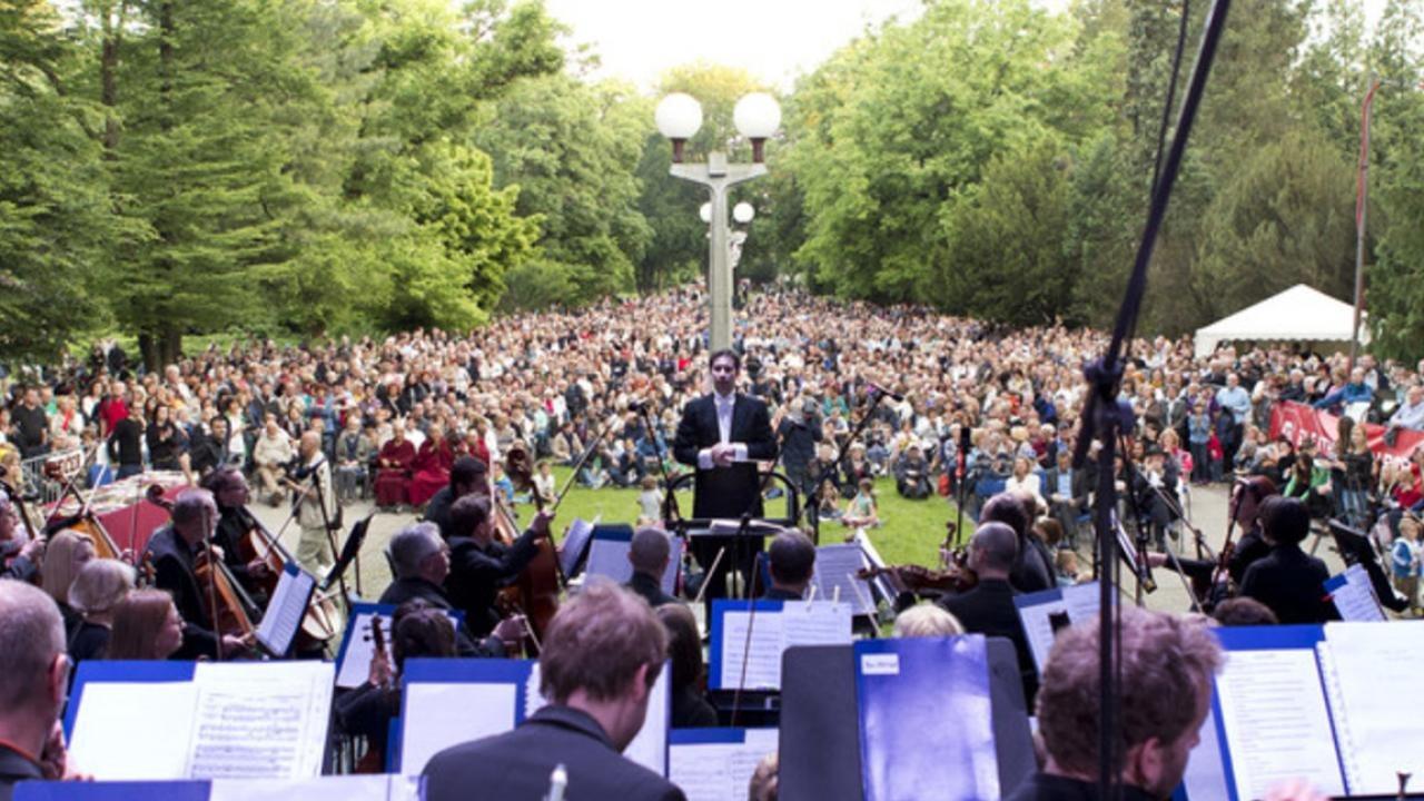 Tudi letošnja Operna noč v Mestnem parku v Maribor bo v maju.
