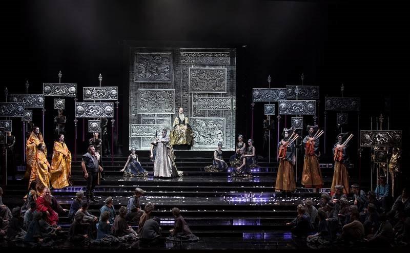 Turandot je zadnja opera Giacoma Puccinija, za mariborsko Opero jo je priredil režiser Filippo Tonon.