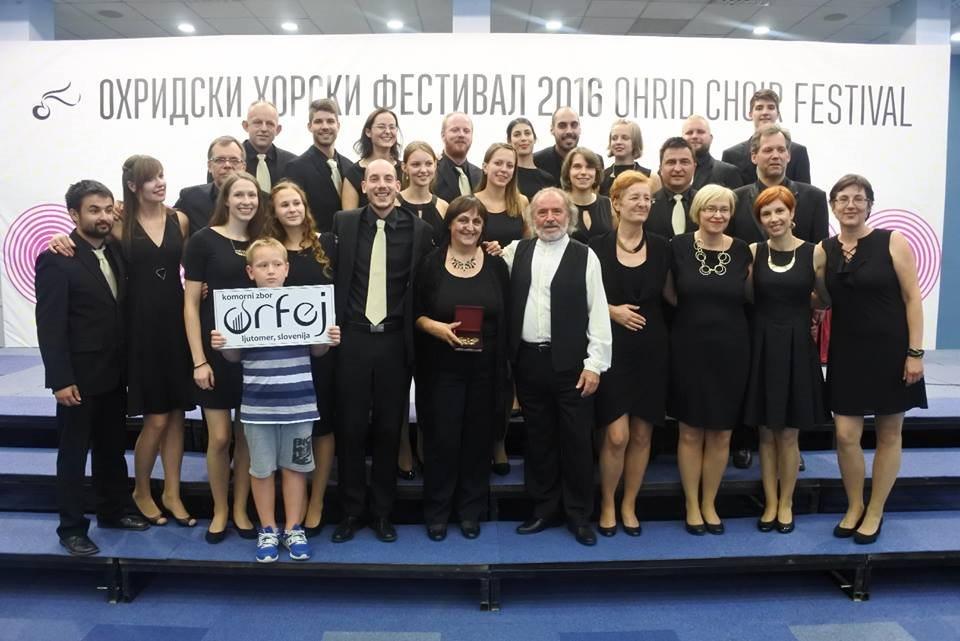 Foto: Komorni zbor Orfej