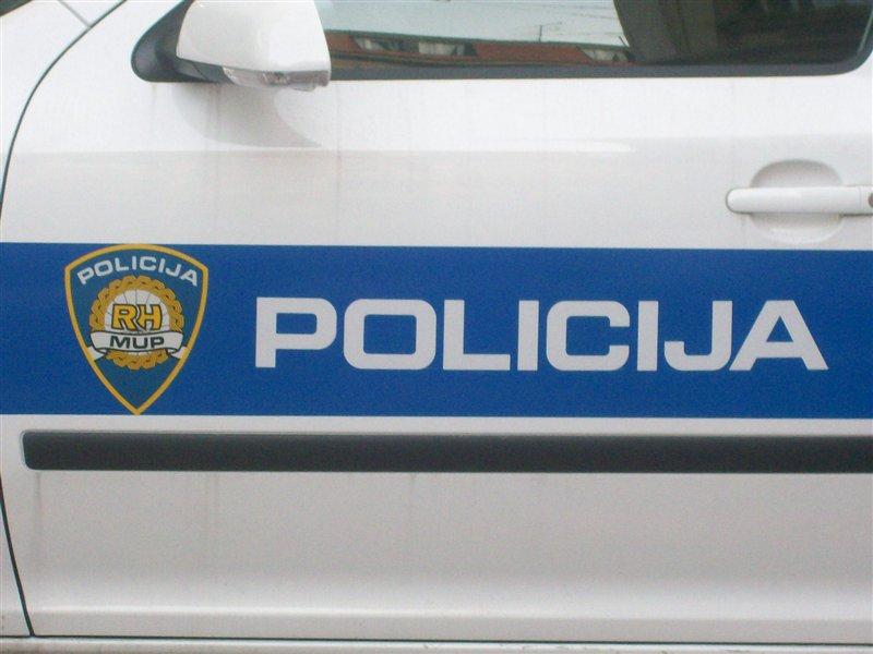 Policisti so imeli polne roke dela