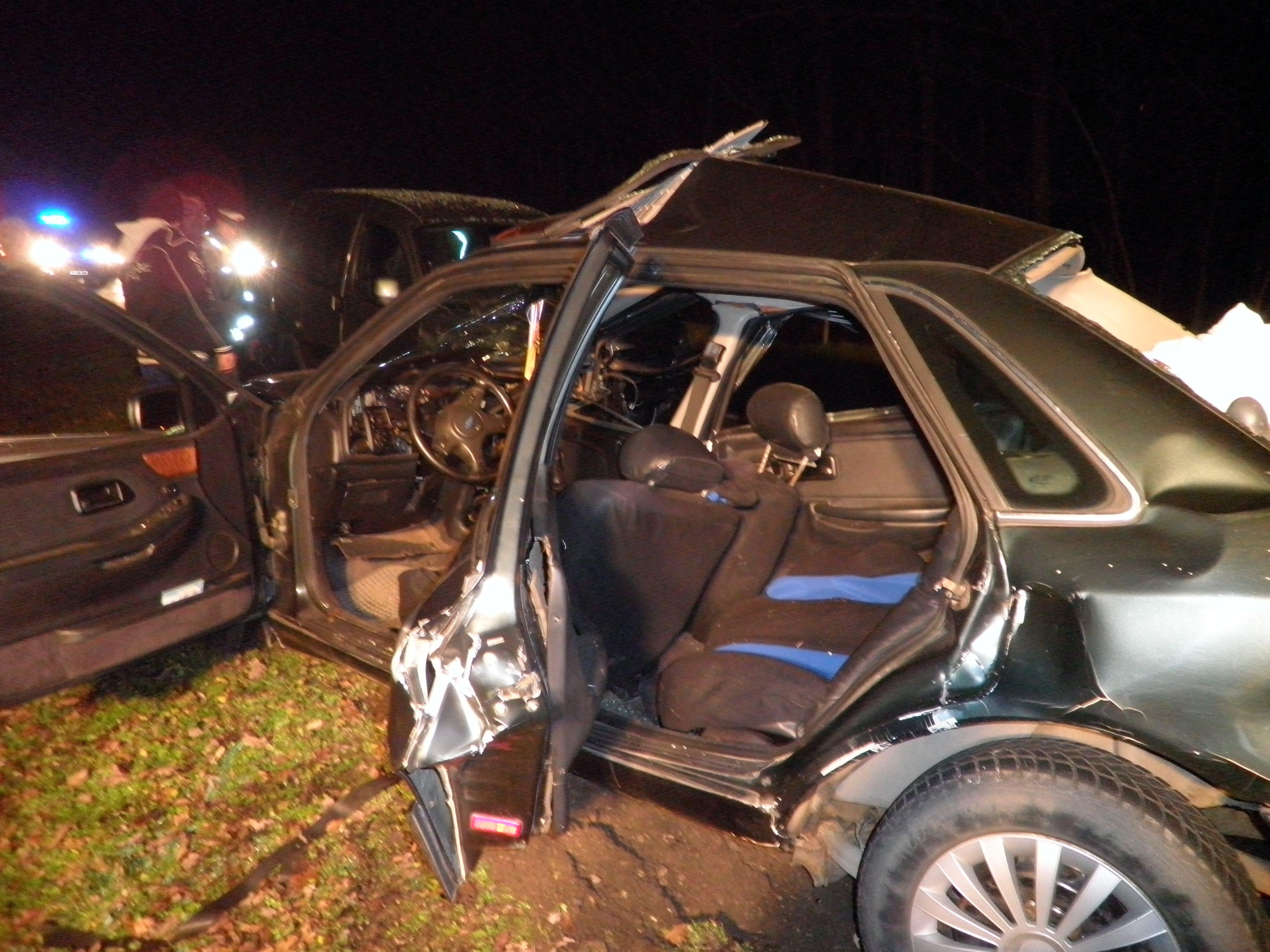 Umrl je 41-letni voznik. (foto: PGD Murska Sobota)
