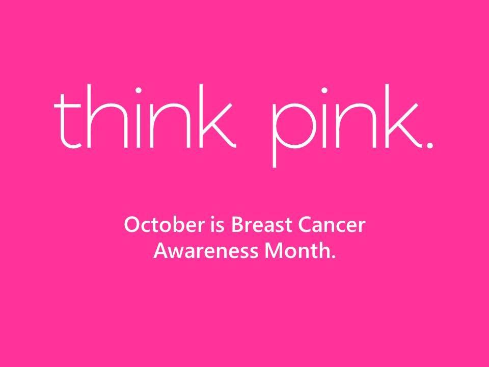 Pink oktober