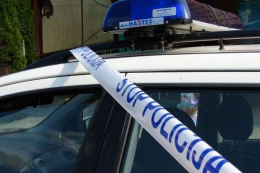 Policija trak