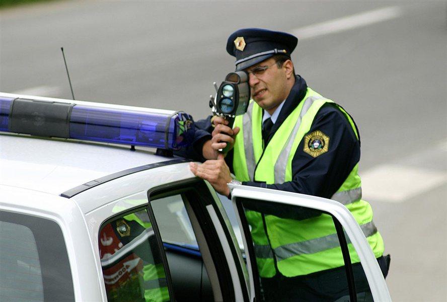 Policijski radar