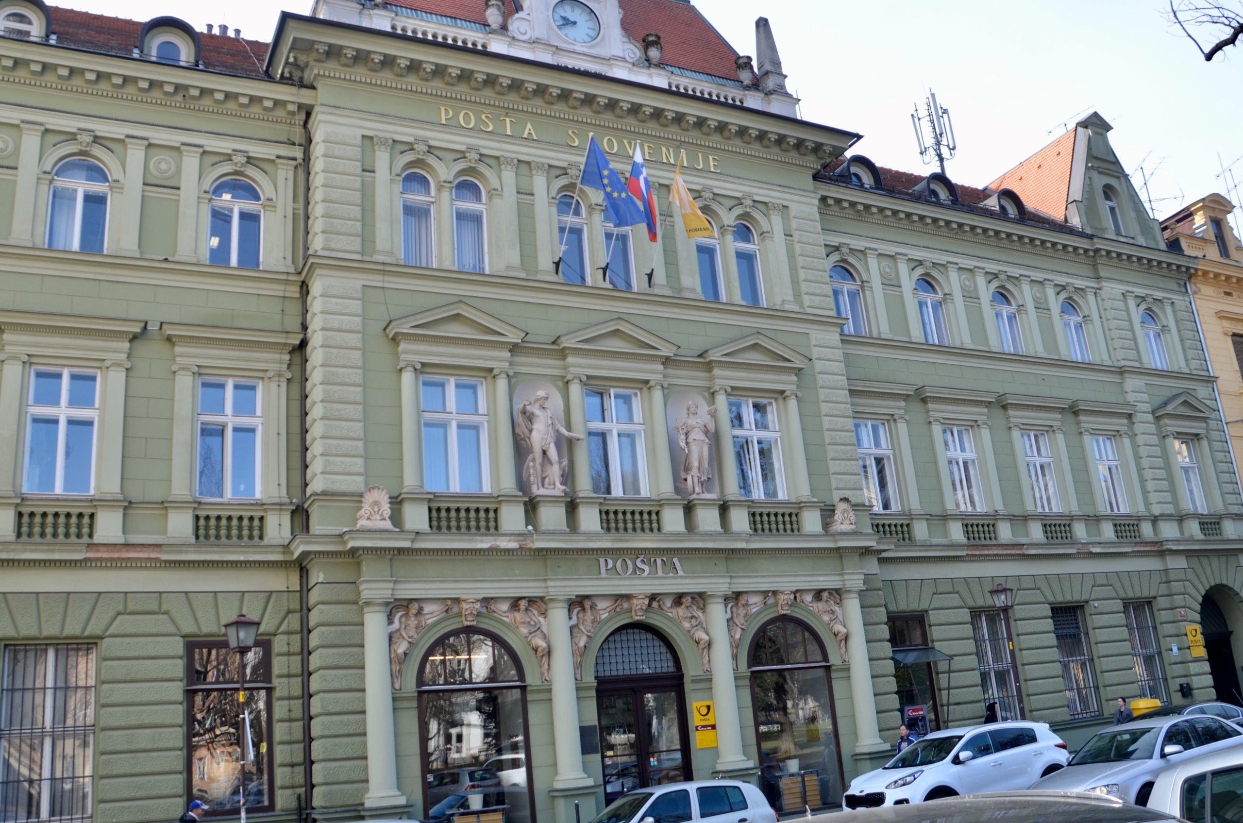 Pošta Slovenije se je na razmere, ki jih je povzročila pandemija koronavirusa, odzvala hitro.
