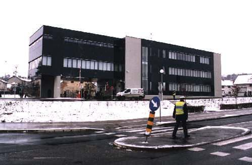 Podjetje je bilo zaradi kraje oškodovano za okoli 20.000 evrov.