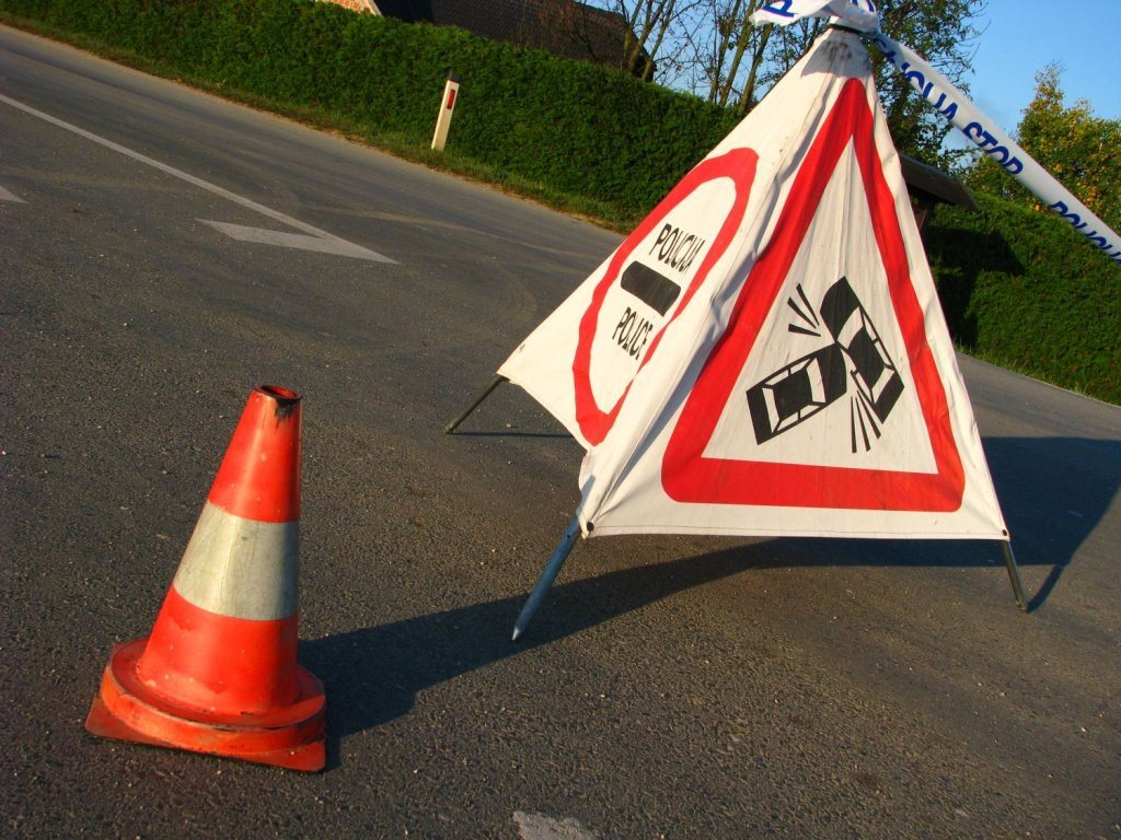 Tudi letos beležijo velik odstotek prometnih nesreč, ki so jih povzročili pijani vozniki.
