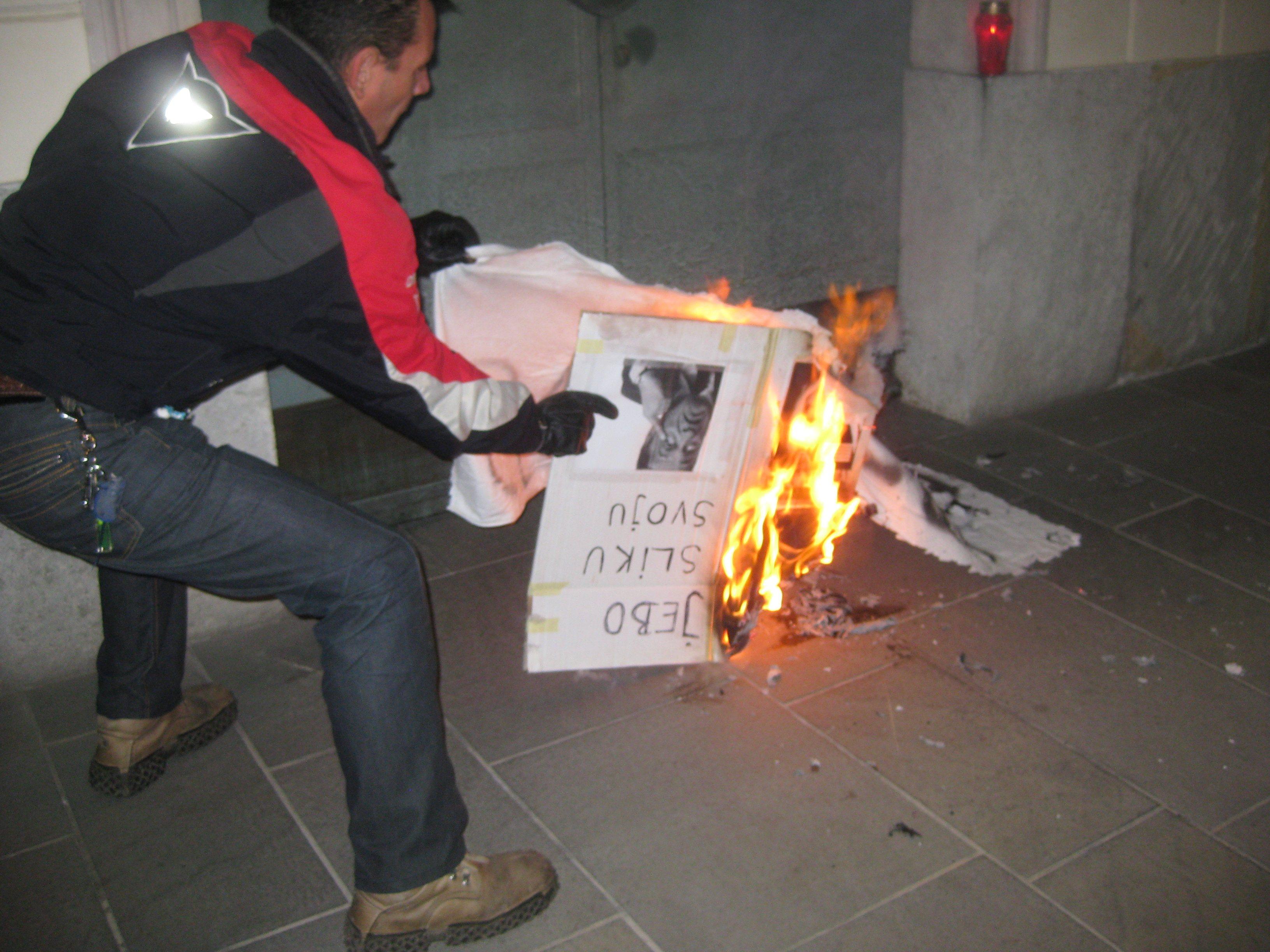 Protesti Koper
