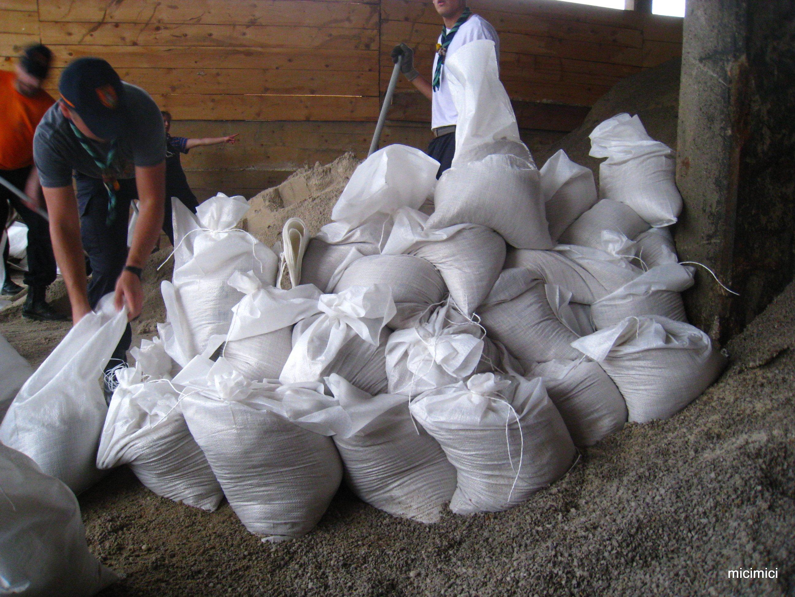 Protipoplavne vreče