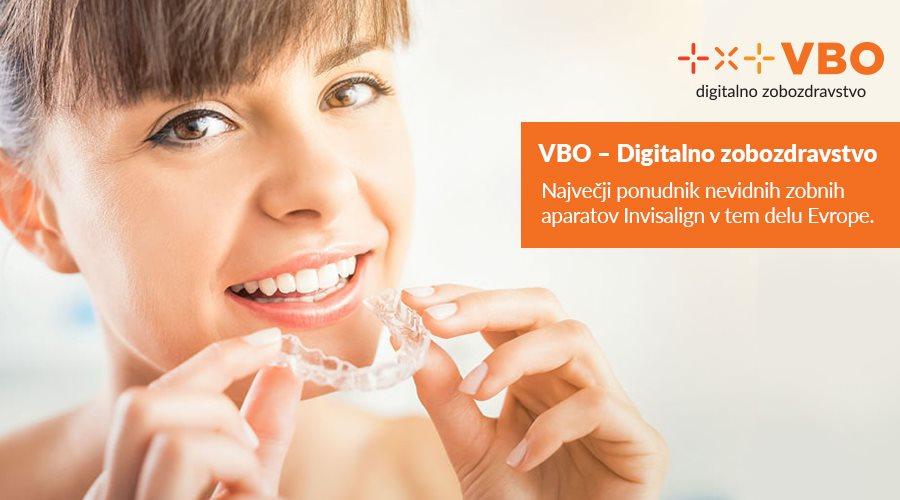 VBO - digitalno zobozdravstvo