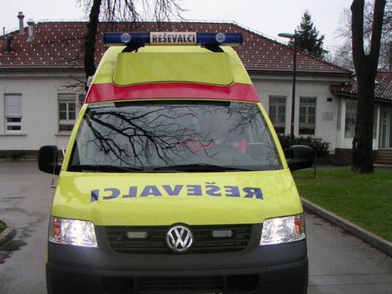 Reševalno vozilo