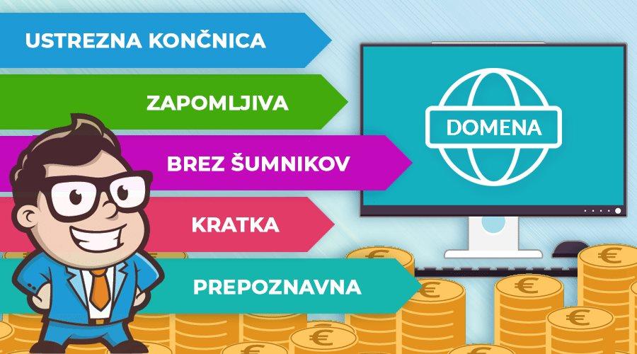 NEOSERV - registracija domen in gostovanje