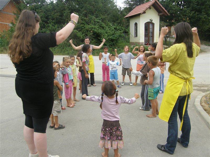 romski otroci
