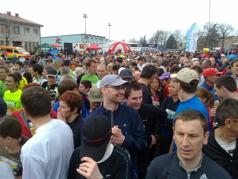 Na 12. Malem kraškem maratonu se ponovno obeta rekordna udeležba, saj so organizatorji prejeli prijave za vseh 3000 štartnih številk, ki so bile na voljo.