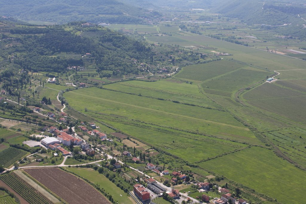 Sečoveljska dolina