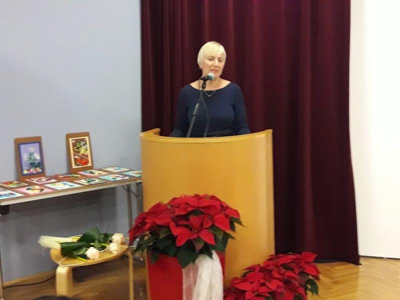 Marjana Sečen, Center za socilano delo Krško