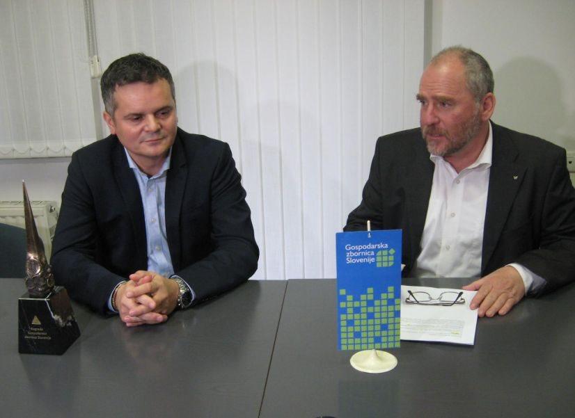 Alen Šinko in Darko Gorišek