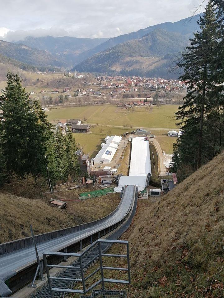 Skakalnica na Ljubnem