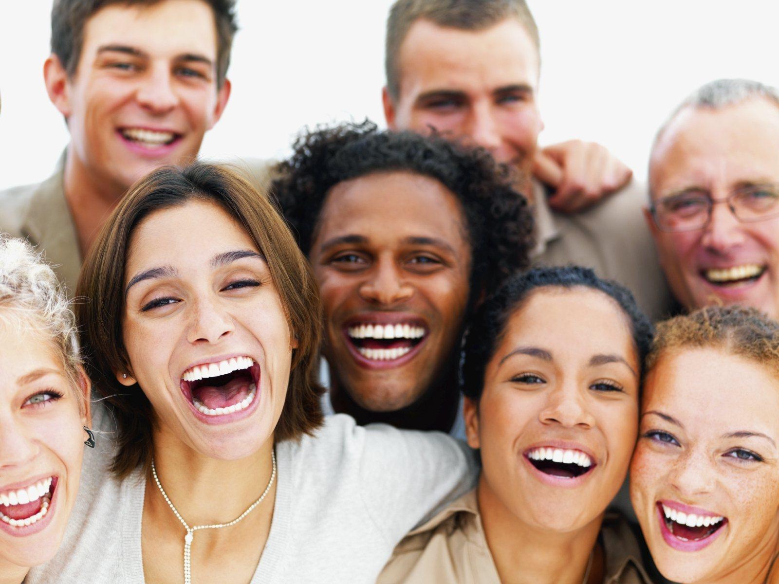 Smeh je pol zdravja