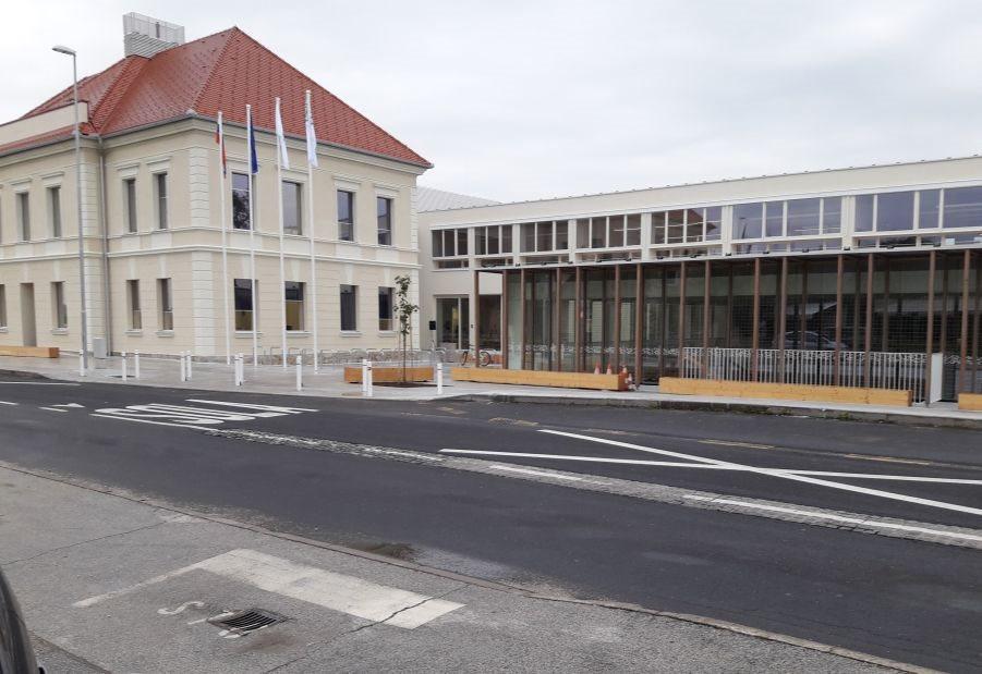 Nova šola in vrtec v Cerkljah ob Krki