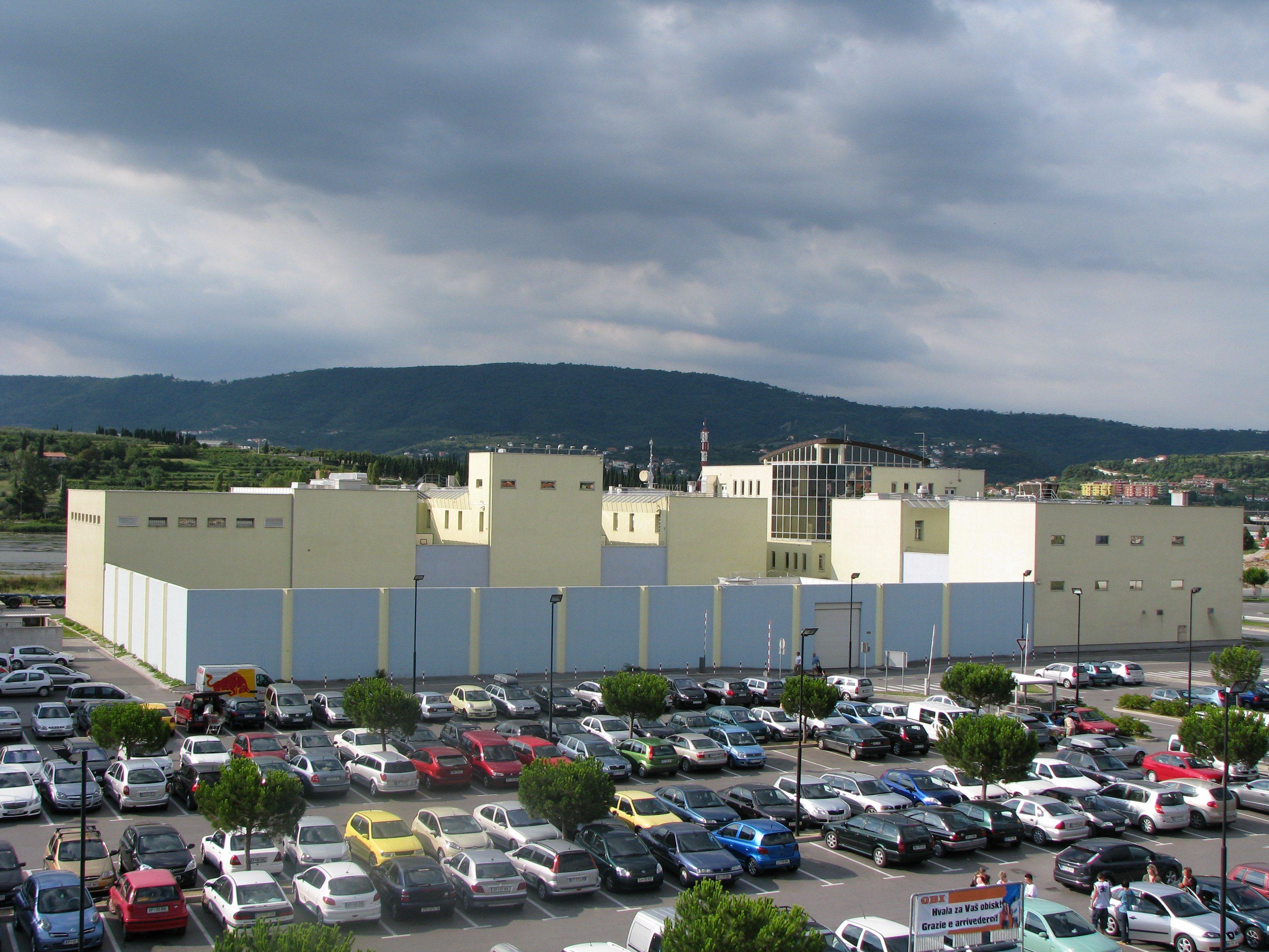 Zapori Koper