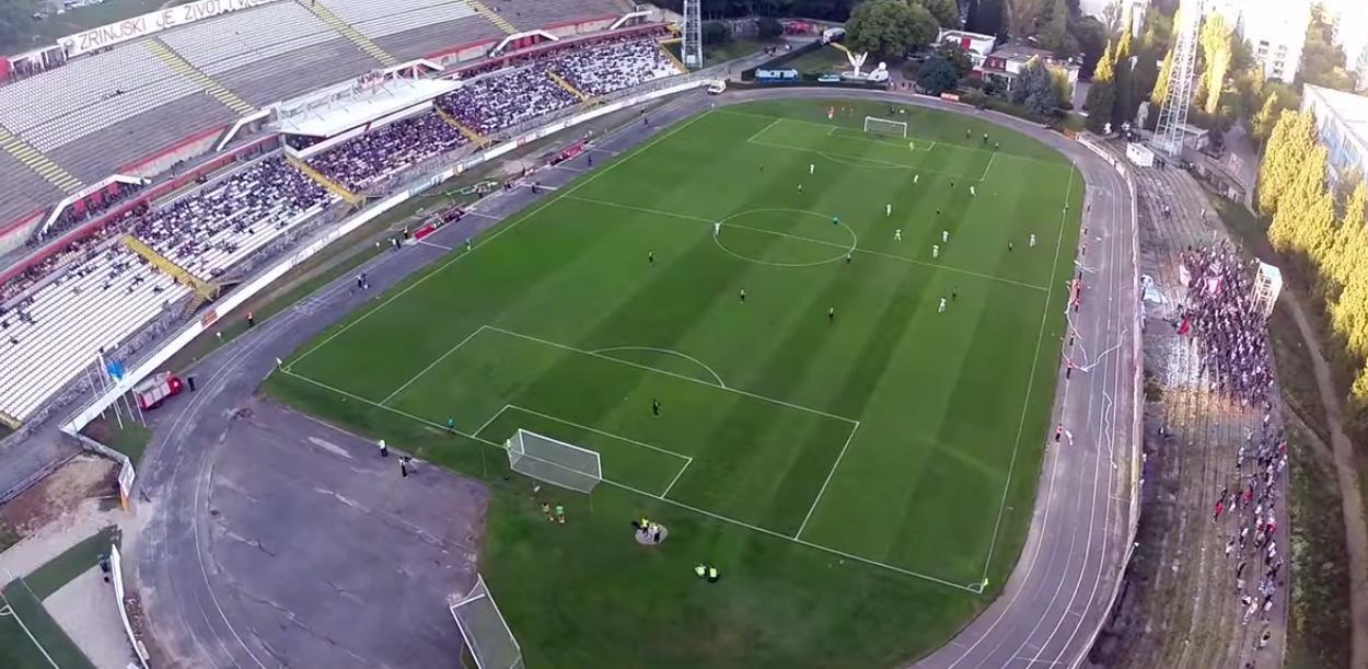 Stadion v Mostarju